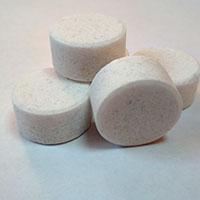 Таблетированная соль 25кг (580 руб.)