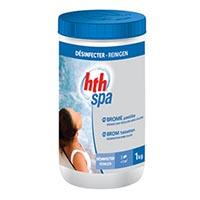 HTH Бром 1.0 кг для СПА бассейнов