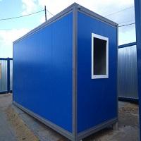 Блок-контейнер  6,0*2,4*2,4